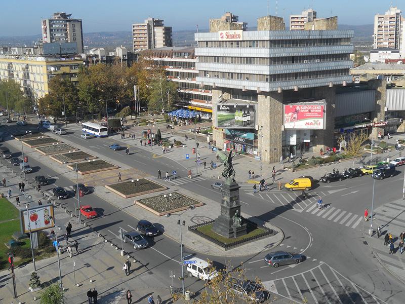Krusevac-centar