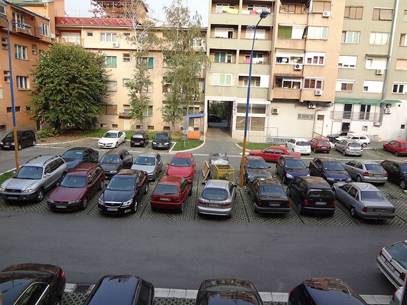 Parking Pasaz I