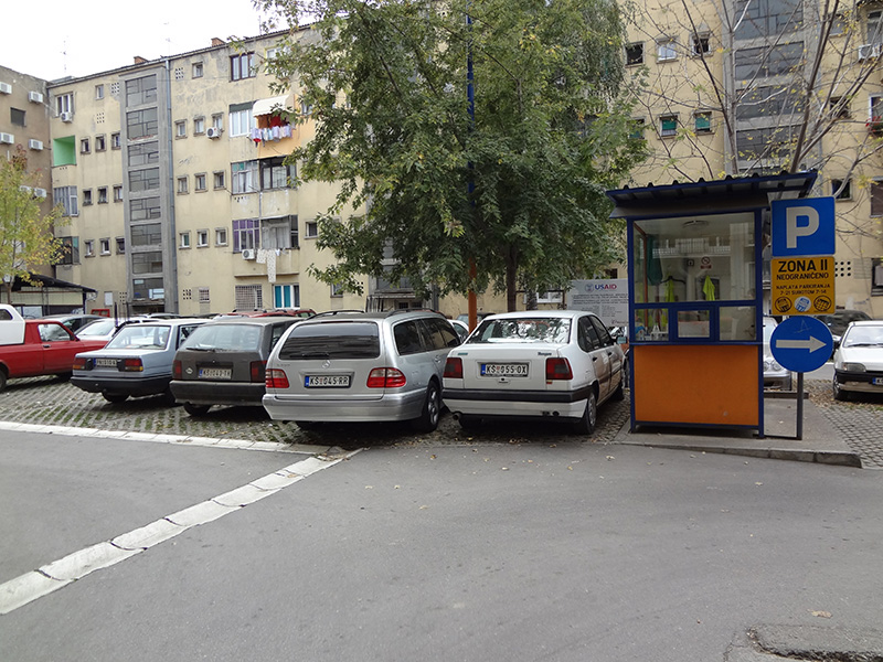 Parking Pasaz II